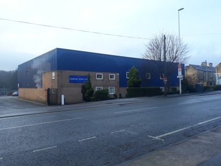 The subject premises comprise a detached single unit forming part of New Pudsey Square Industrial Estate. The property is of steel portal frame construction with solid brick elevations and lined profile metal cladding incorporating roof lighting. Int...