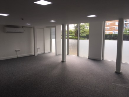 The unit is situated on Eastern Avenue at the junction Monarch Way, which is approximately 100 metres from Newbury Park Station. Amenities for the property are good, with a Holiday Inn Express located 100 metres from the property, as well as various...