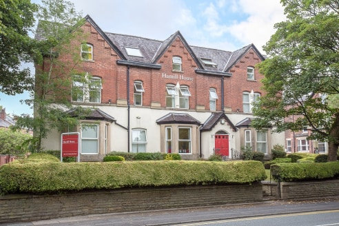 The property comprises a substantial three storey detached Victorian serviced office building arranged over ground, first and second floors together with impressive basement accommodation, occupying an elevated position fronting Chorley New Road. The...
