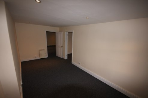 3rd floor office accommodation.  Car parking to the rear.  Available by way of new lease.