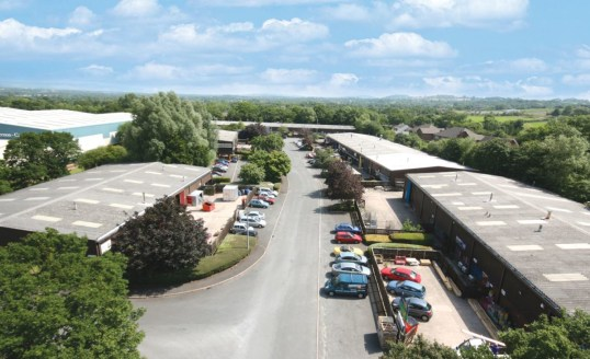 The estate comprises 14 semi-detached and terrace units providing a well presented industrial estate with units offering a range of sizes. In general the units provide the following specification:   *steel portal frame construction  *concrete floor...
