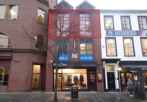 27–29 Howard Street, Belfast, BT1 6PG, | OKT (O'Connor Kennedy Turtle) - Commercial Property Consultants