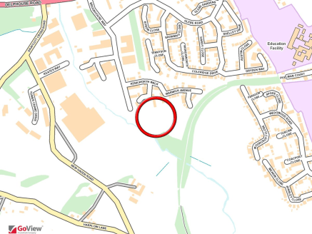 The site area extends to 4.9 acres (1.9 ha) or thereabouts adjacent to an established housing estate on the edge of the town with the benefit of Outline Planning Permission to develop 25 detached houses with nil affordable housing.