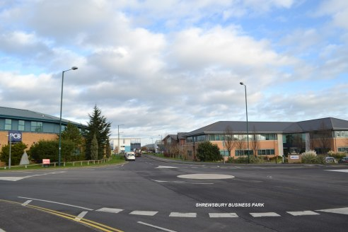 New Detached High Specification Office Building\nProminently Situated at Shropshire's Premier Office Location\n\nGood access from the A5 trunk road\nTotal area approx. 1405 sq m (15,118 sq ft)\n\nFor Sale or To Let\n\nPhotos show existing buildings a...