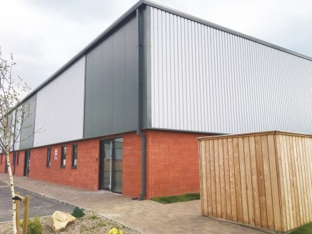 High quality industrial units. Extensive on site car parking available. Minimum 7m eaves. Bespoke fit-outs available. Excellent access to A1(M) via Junction 62.