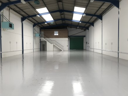 2 miles East of Newcastle City Centre. High profile onto Fossway. Clear height of 5m. Steel roller shutter loading door. Internal office, W.C. and amenity area. Parking to the front. Refurbished units.
