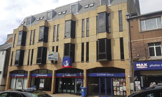 Attractive Office Suites in Prominent Town Centre Location