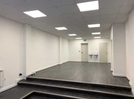 A recently refurbished ground floor retail unit with basement storage and disabled wc facility included.<br><br>The unit benefits from a feature timber shop front incorporating entrance door that has been painted in a modern grey colour. There is a s...