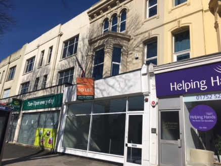 The subject premises are located in the busy secondary retailing area of Mutley Plain. Mutley Plain is Plymouth's northern suburban thoroughfare located approximately ½ mile from Plymouth City Centre and forms part of a focal point within a densely p...
