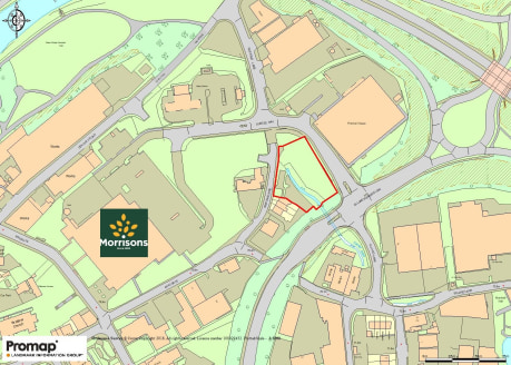 The property comprises a prominently situated development site with high visibility to Jubilee Way which is the approach to the new Morrisons Supermarket. The nature and layout of the site will support two separate developments with principle access...