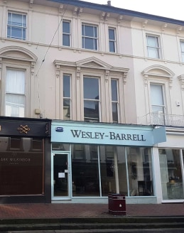A prominent retail building with an attractive shop front is newly available to lease. The premises comprise of a large open plan ground floor retail area. There are separate integral staircases to further showroom space, over the lower ground, first...