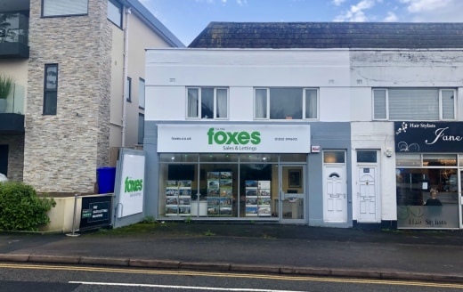 OFFICE/RETAIL UNIT TO RENT IN LILLIPUT, POOLE