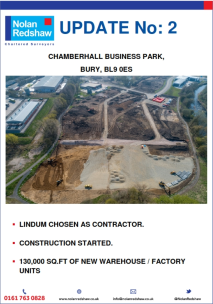 High specification design and build office / HQ buildings available.  A new 17 acre mixed use business park adjacent to Bury town centre off A58.
