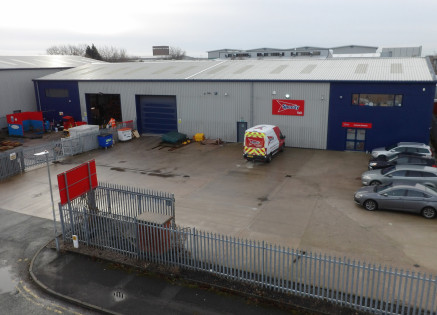 Investment opportunity for a modern industrial unit comprising 10,187 sq ft with a large yard for sale. Let to Speedy Asset Services Ltd until 28th March 2024 at a rent of £60,000 per annum (£5.97 per sq ft).  £1,000,000 exclusive of VAT.  A purchase...