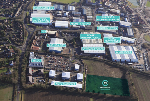 This 3 acre site is part of the final phase of the highly successful Holywell Business Park and will provide new, high quality industrial/warehouse units within a landscaped environment.  The units 3 and 4 have detailed planning consent for B1(c) Lig...