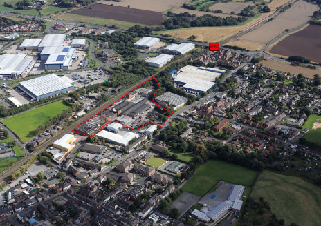 Millingford Industrial Estate comprises a mixture of 1950s, 1960s and 1970s industrial units, which was formerly occupied as a single complex and, thereafter, multi-let. The premises are of varying construction and there are significant open yard are...