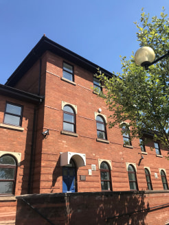 Bankside is situated close to Warrington Town Centre at the junction of Crosfield Street and Liverpool Road (A57)/Sankey Street.  Warrington is a popular business area situated between Liverpool and Manchester which enjoys convenient access to the su...