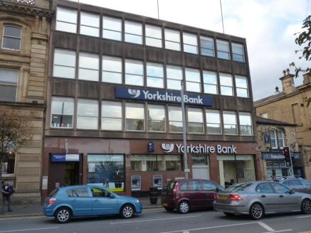 Summary  501 sq m (5,395 sq ft) of office space over three floors  Town centre location adjacent to Keighley's main shopping area  Suitable for Alternate Uses, Subject to Appropriate Consents  Description  The subject premises are located on the...