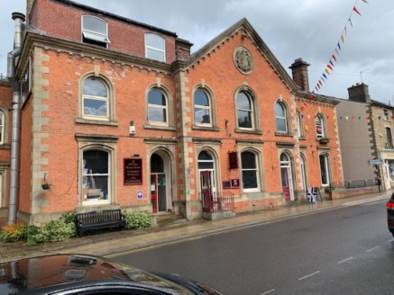 The property is situated on the ground floor of an impressive former Post House Hotel.<br><br>The building is of brickwork construction under a pitched slate roof....