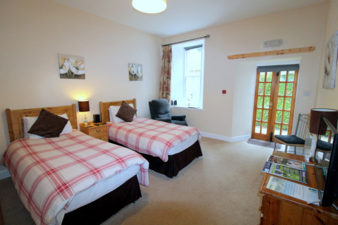 Charming guest house with 6 en-suite letting bedrooms and stylish public rooms in an excellent trading location in Perthshire. Includes spacious 2-bedroom owners accommodation....