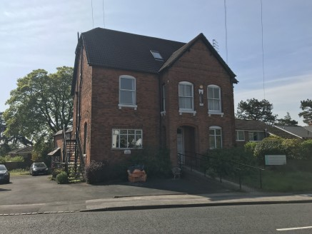 A 3,971 sq ft former residential premises which has been converted to offices with a rear modern extension. Ideal development opportunity (STP) Cellular office accommodation but the property maintains many original features of a former home.