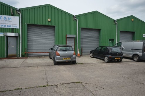Commercial Unit to let 1009 Sq Ft suitable for various trades