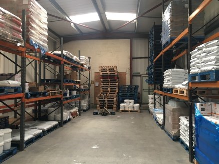 The property comprises of a former mill building, which has subsequently been extended. The most recent addition is a steel portal frame warehouse unit, that has transformed the property to provide for ''L-shaped'' accommodation. Furthermore, there i...