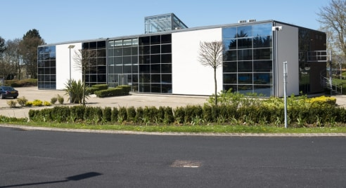 Refurbished fully fitted self contained office suite in a prime Business Park location