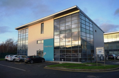 Prominently situated, easily manageable Office Suite in distinctive, modern building at Shropshire's Premier office location.\nSuite C1: 45....