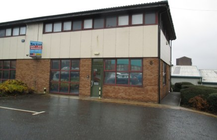 Semi-detached two storey workshop/storage and office premises situated on an established business centre. The premises provide ground floor workshop/storage accommodation and a disabled WC....