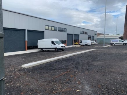 The development will comprises 6 units, each measuring 1,517 sq.ft. The units are constructed on a steel portal frame with insulated profile steel cladding to both walls and mono pitched roof including translucent roof panels....