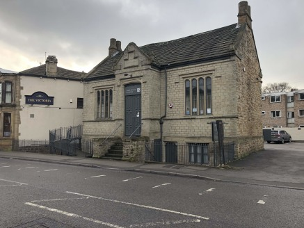 The property is an attractive Grade II Listed stone built detached building in a prominent position. Many original features are still present inside the premises. Previously used as a funeral directors the premises provides accommodation on the upper...
