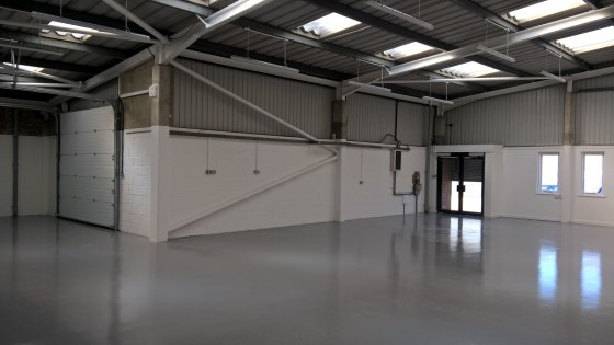 Newly Refurbished Single Storey Trade Counter/Warehouse Unit