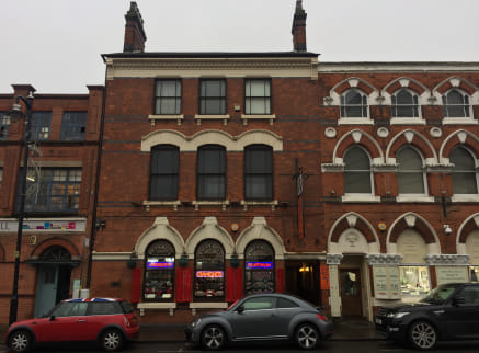 Under Offer]\n\nFirst floor OFFICE/STUDIO premises in the HEART OF THE JEWELLERY QUARTER - Total (NIA) - 815 ft2 (75.71 m2)...