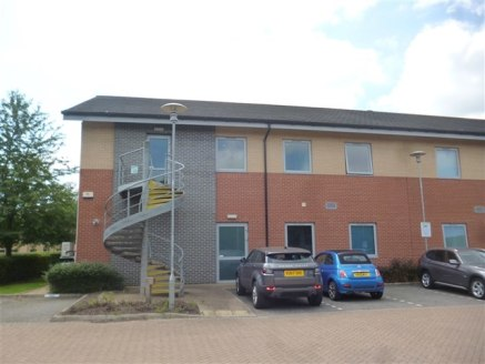 Modern self-contained office suite on one of Gloucestershire's premier Business...