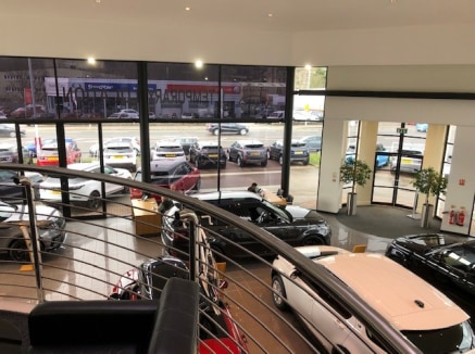 CAR DEALERSHIP BY WAY OF LEASE ASSIGNMENT OR SUB LEASE   14,790 ft (1,374.51 m)   Good main road frontage   Flexible lease terms   Extensive display parking  Location  The premises are located approximately one mile west of Bradford Town Centre with...