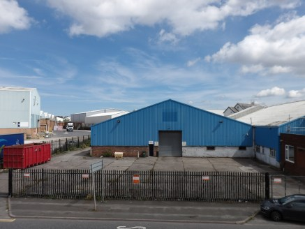 *UNDER EXTENSIVE REFURBISHMENT*  Self-contained detached industrial / warehouse unit opposite Wirral Waters  22,505 sq ft on 1.09 acres  Freehold - £855,000  Leasehold - £95,650 per annum