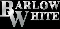 Barlow White logo
