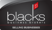 Blacks Brokers logo