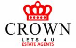 Crown Lets 4U Estate Agents logo