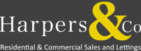 Harpers & Co logo