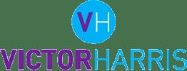 Victor Harris logo