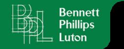 Bennett Phillips Luton logo