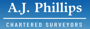 A J Phillips logo