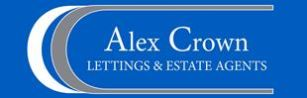 Alex Crown logo