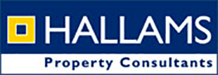 Hallams Property Consultants Logo