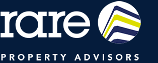 RARE Commercial Property Logo