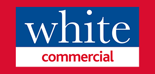 White Commercial Chartered Surveyors Logo