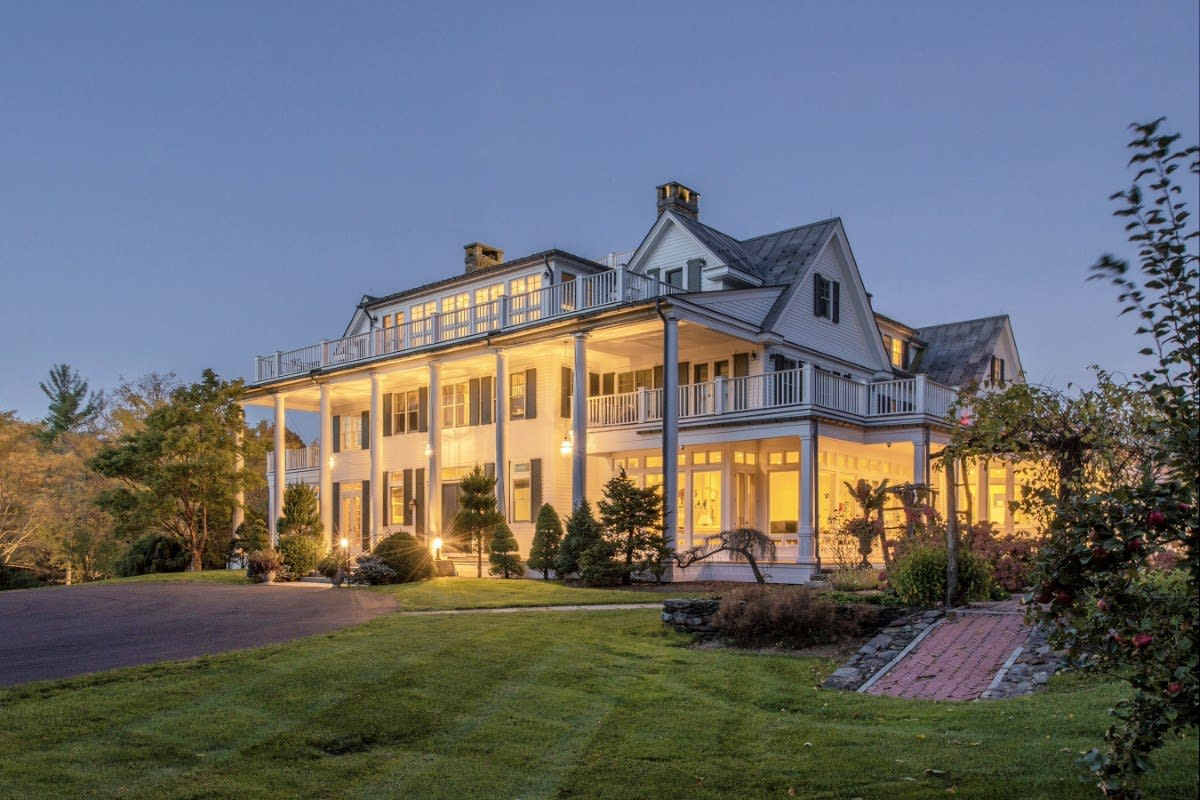 Connecticut Luxury Estate for Sale Salisbury CT Berkshires Luxury Real Estate for Sale