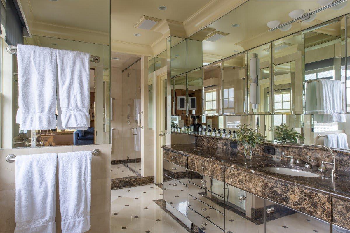 Connecticut Luxury Estate for Sale Salisbury CT Berkshires Luxury Home Bath